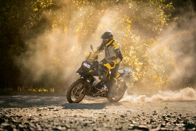 Nouvelle BMW R 1250 GS Adventure'