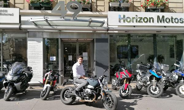 Charles Michiels, Directeur de Horizon Ride