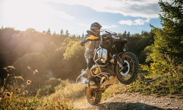 Nouvelle BMW R 1250 GS Adventure